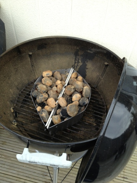 how to cook vegetables on weber q