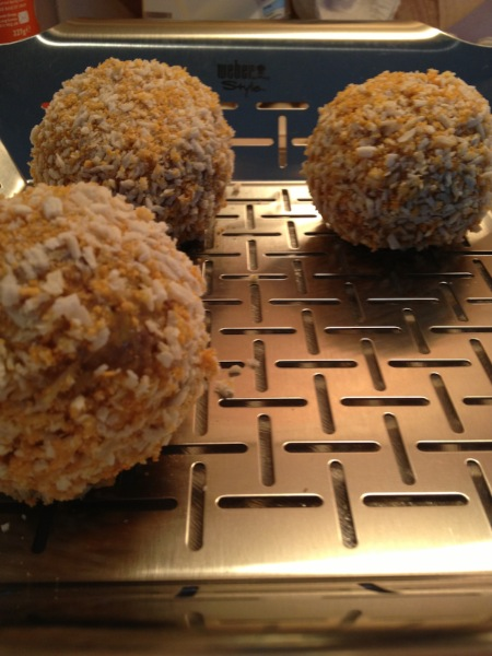 Weber BBQ Recipe Smoked Scotch Eggs 14