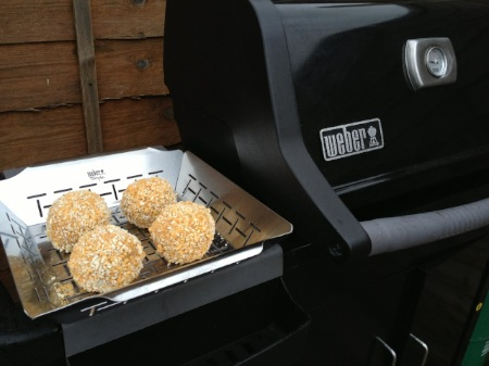 Weber BBQ Recipe Smoked Scotch Eggs 18