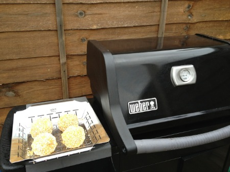 Weber BBQ Recipe Smoked Scotch Eggs 20