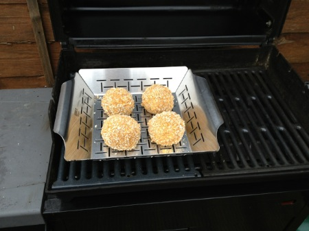 Weber BBQ Recipe Smoked Scotch Eggs 26