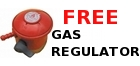 Free Weber® Gas BBQ Regulator