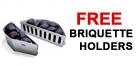 Free Briquette Holder