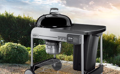 Weber Holzkohlegrill Performer Gbs : Weber performer bbq comparison review weber performer vs