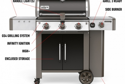 Weber Genesis II BBQ Review & Comparison