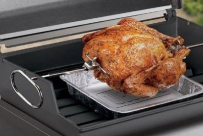 Weber BBQ Rotisserie - Rotating Barbecue Magic